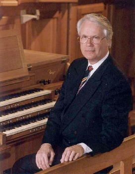 Stephen Jon Hamilton - Organist, Teacher, Clinician